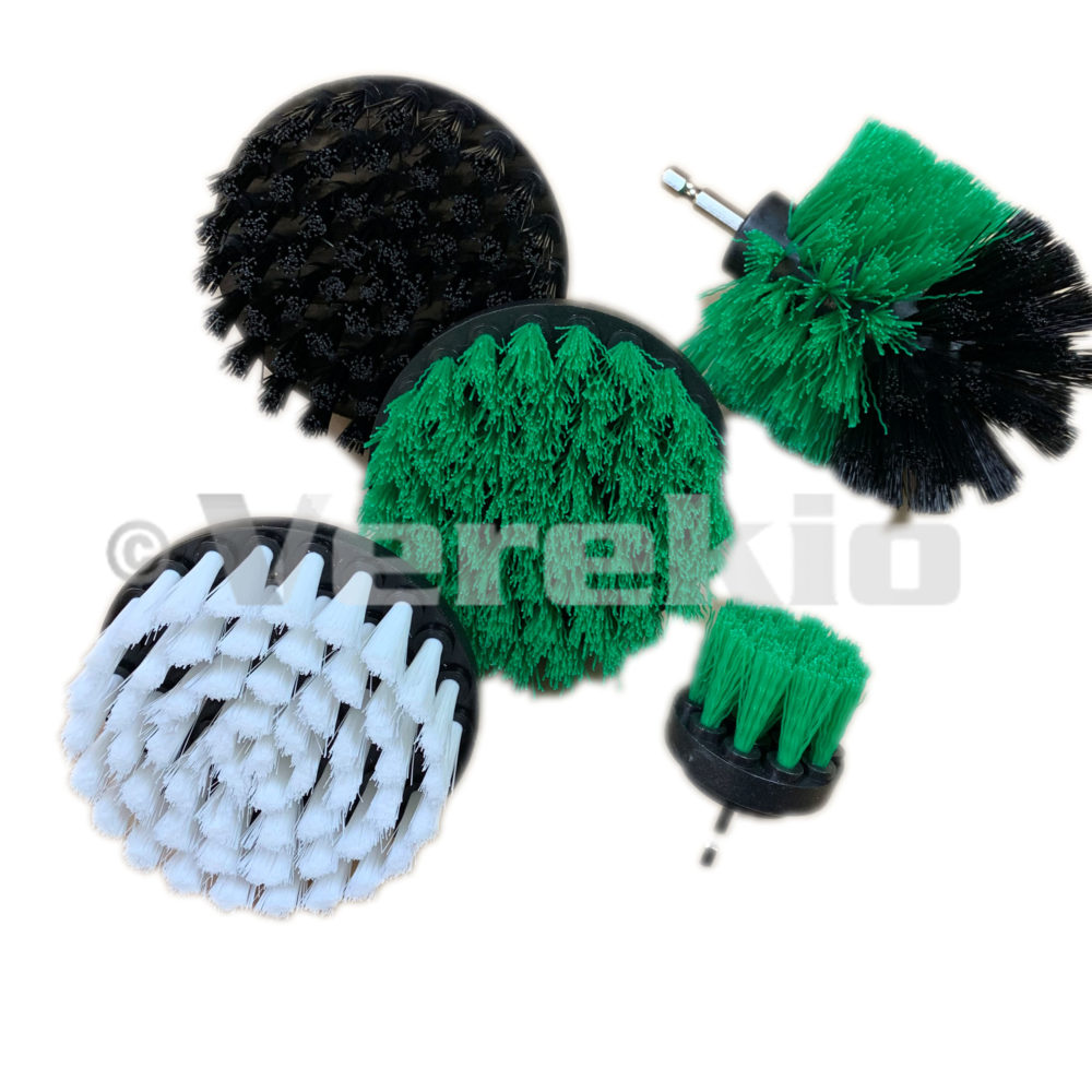 Upholstery Brush Set